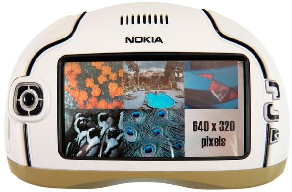 Nokia 7700 (Fonte: Wikipedia)