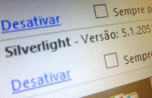 Silverlight no Chrome
