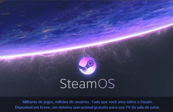 SteamOS o sistema operacional da Valve …