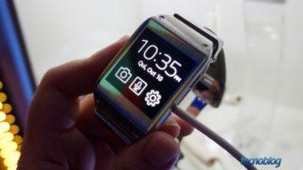 Galaxy S21 não vai funcionar com relógios Gear antigos