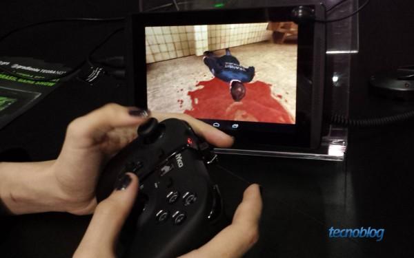 Tegra Note, o tablet para jogos da Nvidia e da Gradiente – Tecnoblog