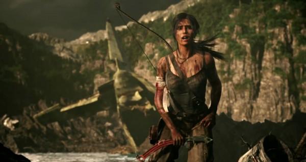 Lara Croft vai sofrer um pouco mais :/