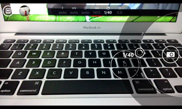 Nokia Pro Camera: controle de exposição, velocidade do obturador, ISO, balanço de branco e mais