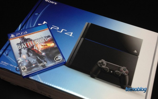 ps4 unboxing 2