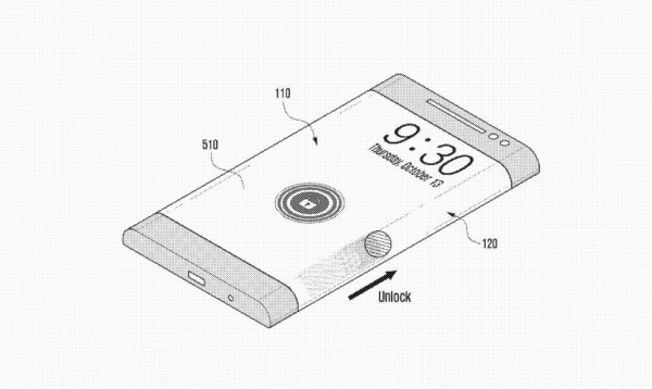 samsung-patente-tela-curvada-desbloqueio