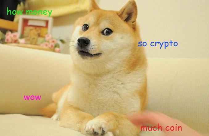 O meme que inspirou o Dogecoin (Imagem: Reprodução)