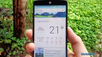 Nexus 5, o Android do Google com desempenho de sobra