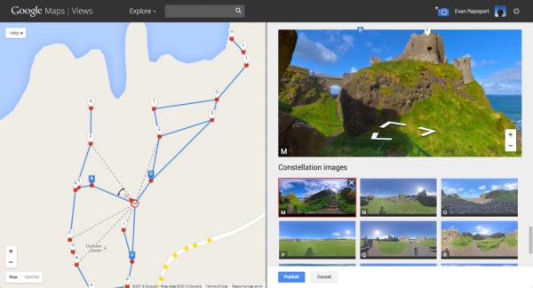 Criando seu próprio Street View