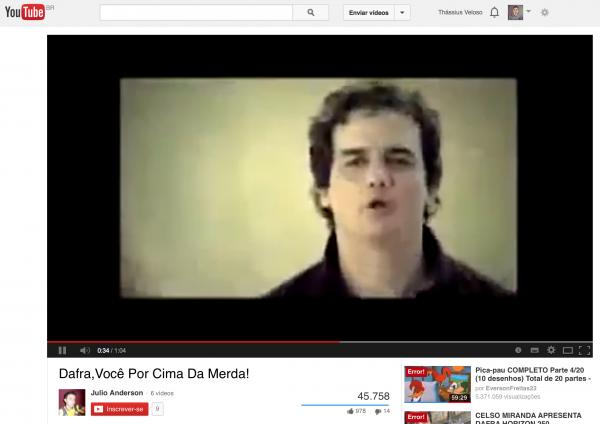YouTube - Dafra