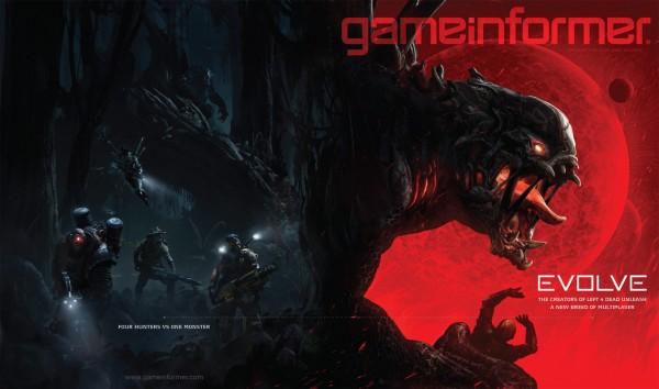 evolve game informer