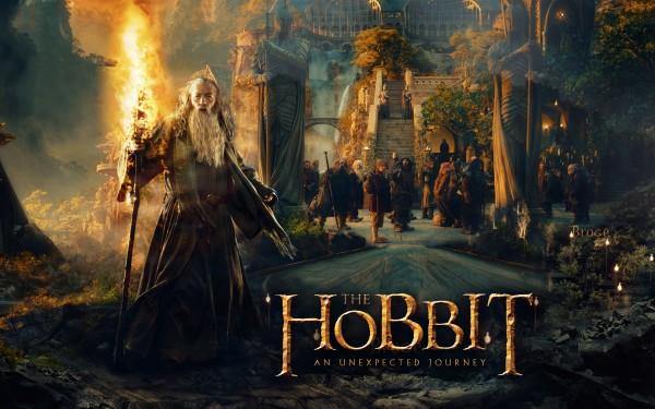 O Hobbit: Uma Jornada Inesperada, o filme mais baixado por torrent em 2013