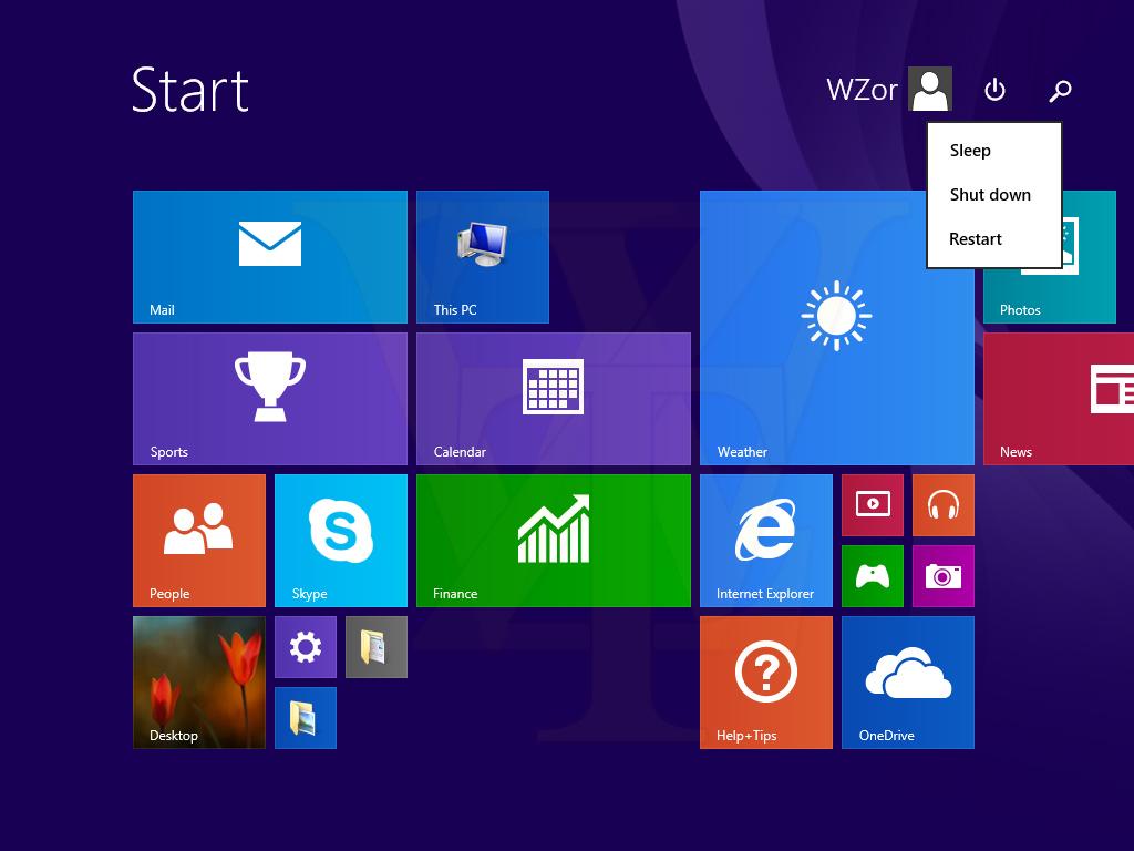 Rumor do dia: atualização fará Windows 8.1 pular interface ...