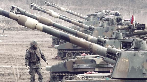 Militares da Coreia do Sul querem distância da Huawei