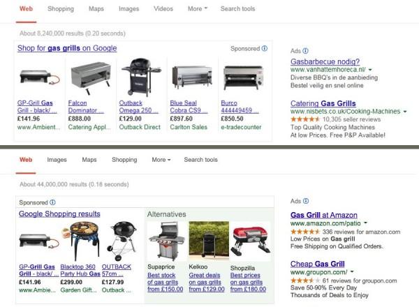 Google na Europa: exibirá resultados de três concorrentes lado a lado com pesquisa feita no Google Shopping