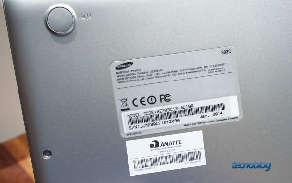 Aparentemente, o Chromebook produzido no Brasil também será vendido na Rússia (ou em algum país com alfabeto diferente)