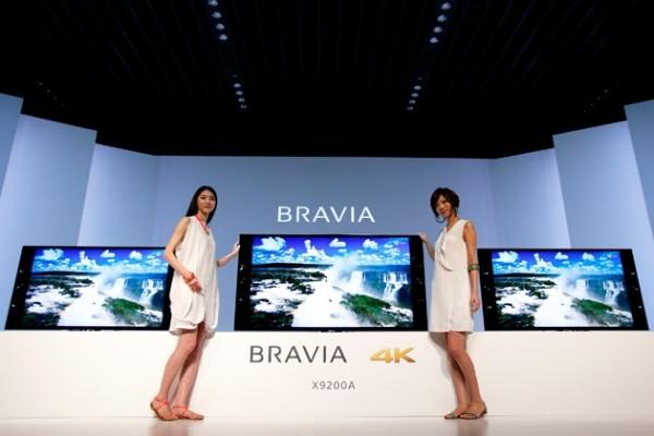 A Sony continua apostando em TVs, mas só em modelos mais avançados