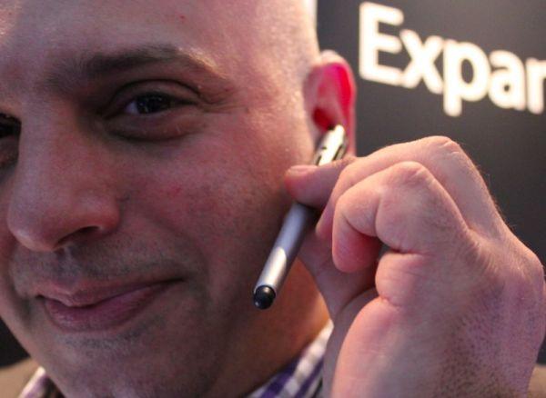 Stylus Headset do Padfone