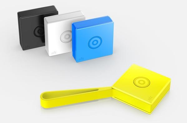 Treasure Tag em quatro cores