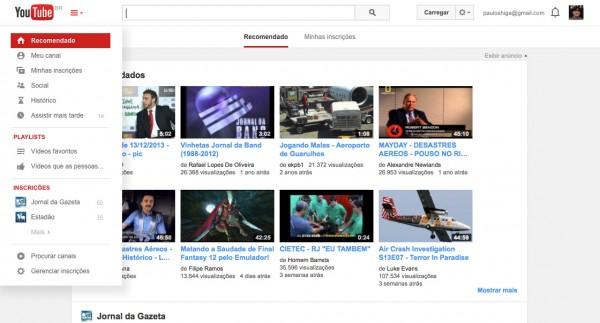 youtube-layout-novo