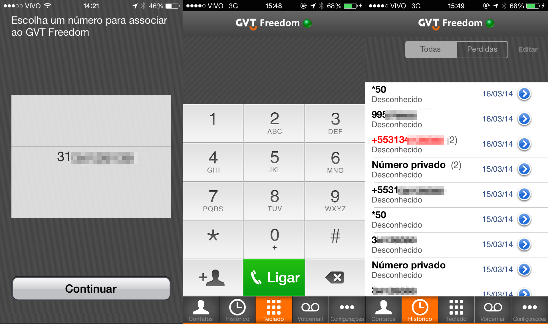 Ligar gratis para fixo online
