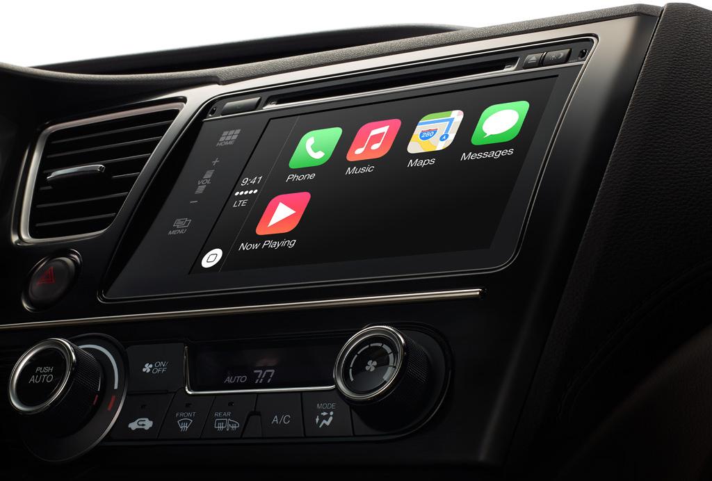 Apple anuncia CarPlay e leva funções do iPhone para o painel do carro - Tecnoblog