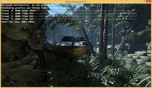 E o desempenho do DirectX 12