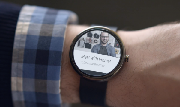 google-android-wear-relogio
