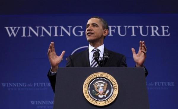 Barack Obama - Winning the Future