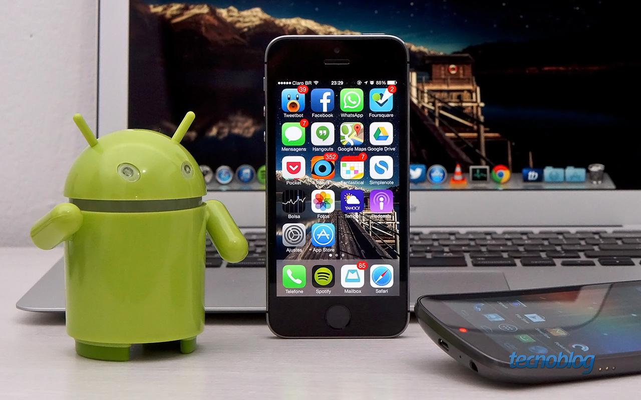 Troquei meu Android por um iPhone – Tecnoblog