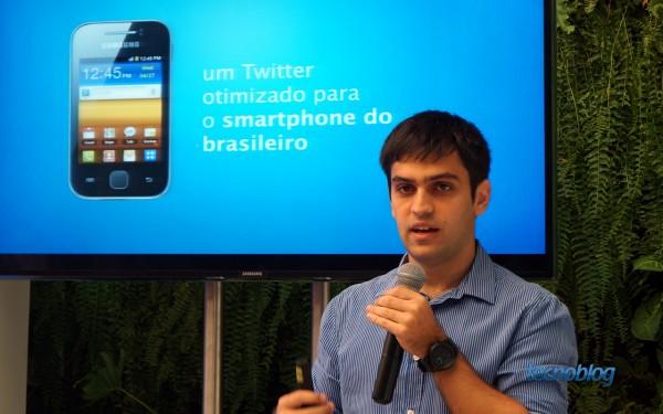 Twitter dá atenção aos smartphones mais usados pelos brasileiros (inclusive o Galaxy Y)