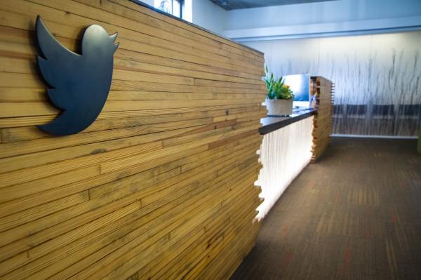 Cerca de 1.500 pessoas trabalham na sede do Twitter em San Francisco