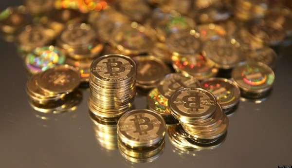 Bitcoin (imagem: Bloomberg News/George Frey)