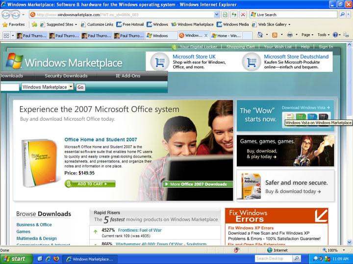 Internet Explorer 8 - Download