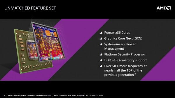 Home>CPUs AMD Beema/Mullins