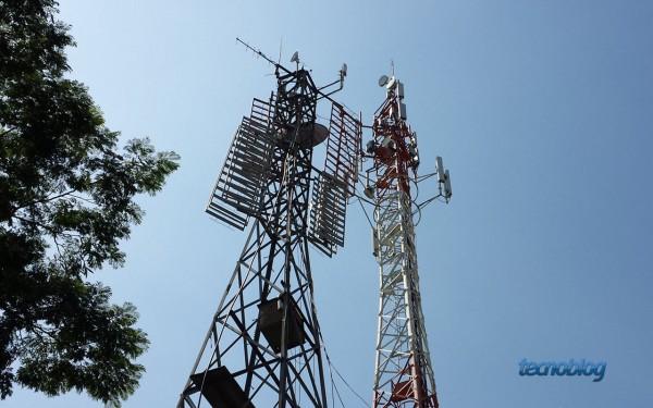 Antena 2G, 3G e 4G da Vivo em Águas Claras (SP)
