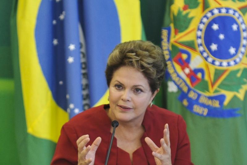 Marco Civil da Internet foi sancionado pela presidente Dilma (Foto: Antonio Cruz/Agência Brasil)
