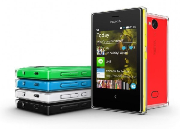 Nokia Asha 503: mais interessante, mas com preço próximo ao do Lumia 520