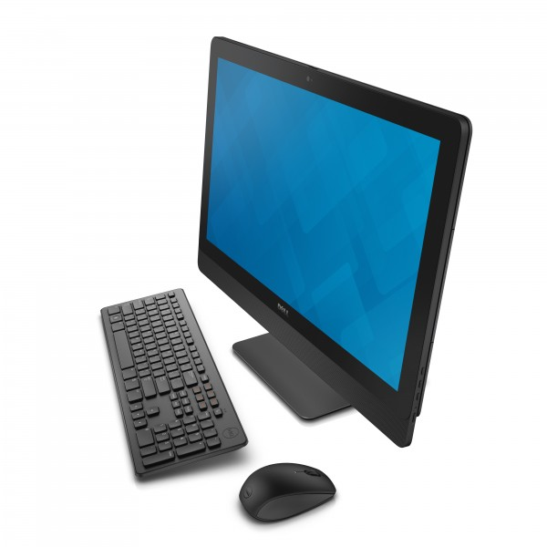 Inspiron 23 Touch AIO Desktop with Peripherals