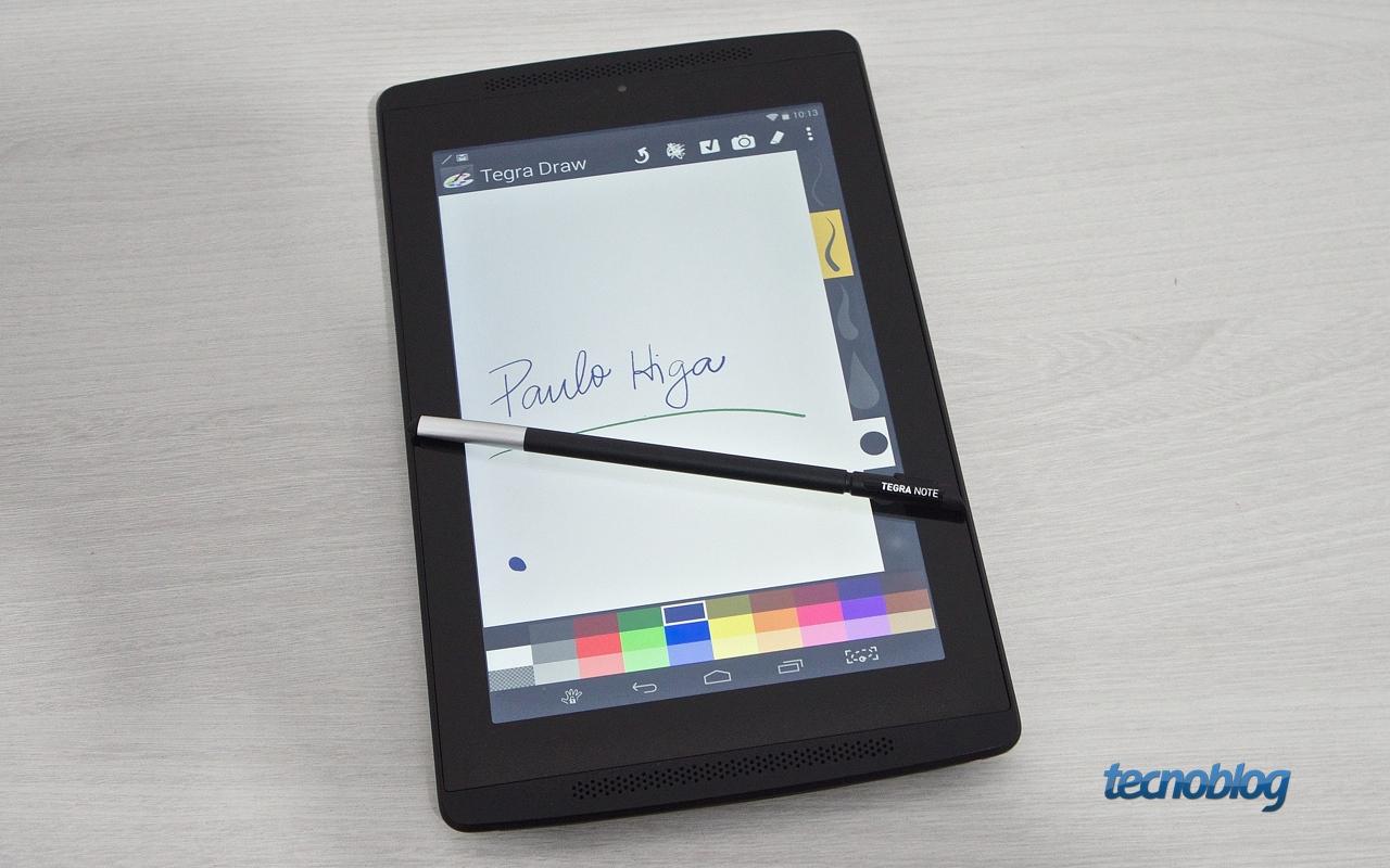 Review Gradiente Tegra Note 7, o tablet para jogos da ...