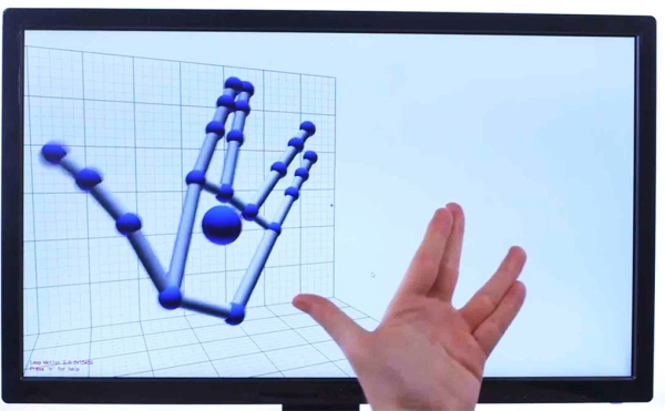 Leap Motion - Update