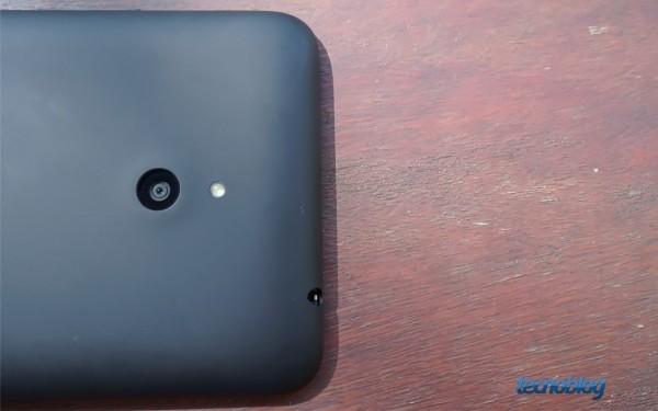 Câmera - Lumia 1320
