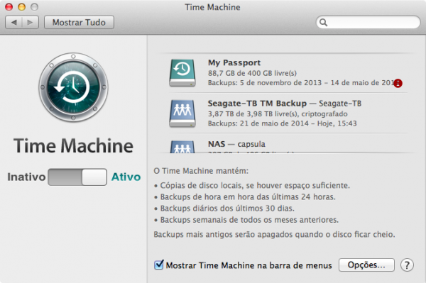 how to download time machine backup to nas