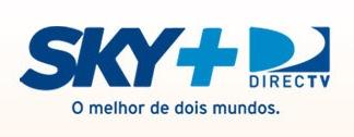 Sky Brasil e DirecTV se fundiram em 2006. Só a marca da Sky, mais forte, permaneceu viva.
