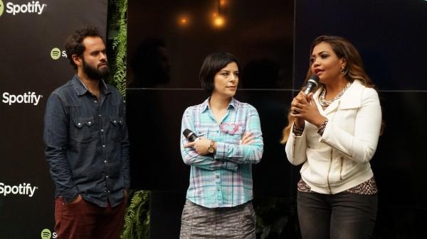 Marcelo Jeneci, Fernanda Takai (Pato Fu) e Gaby Amarantos