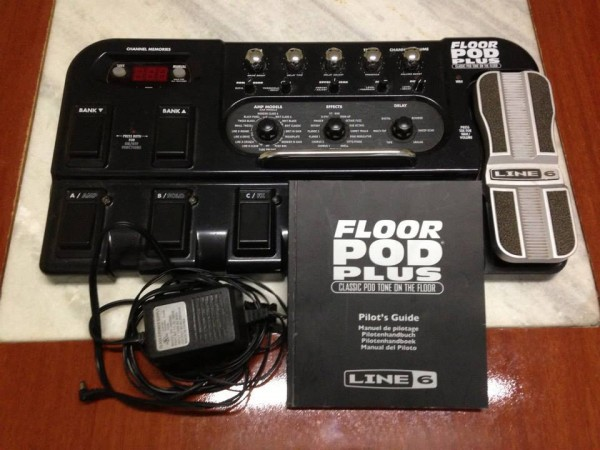 Floor Pod Plus, Line 6