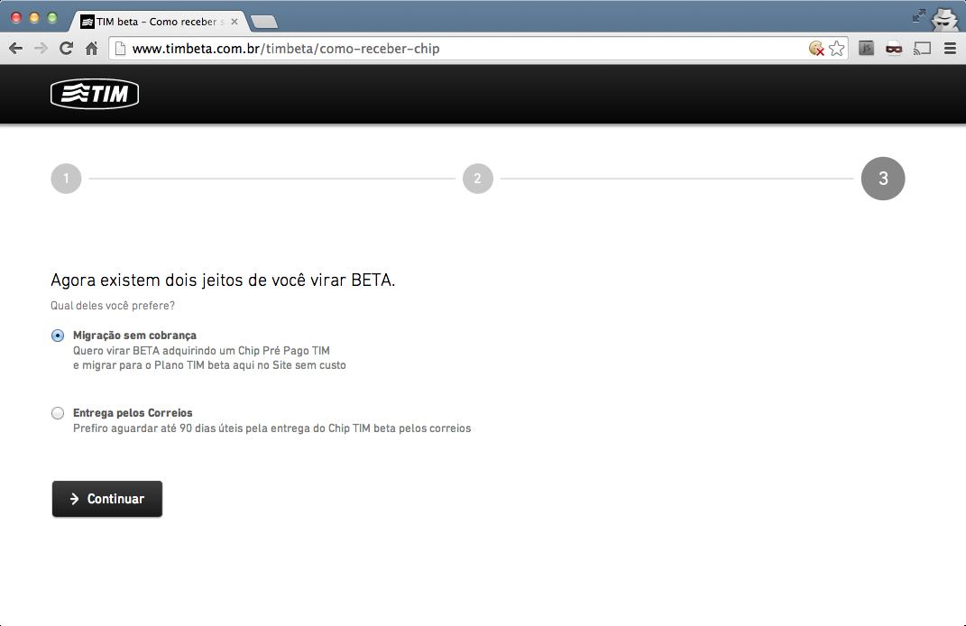 TIM agora permite migrar número existente para TIM Beta – Tecnoblog