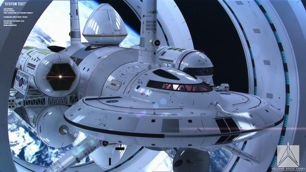 """Este é o mais novo modelo da """"Enterprise real"""" que a NASA está desenvolvendo – Tecnoblog"""