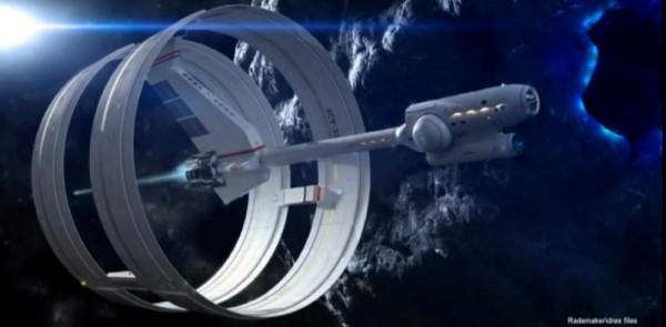 Enterprise anterior