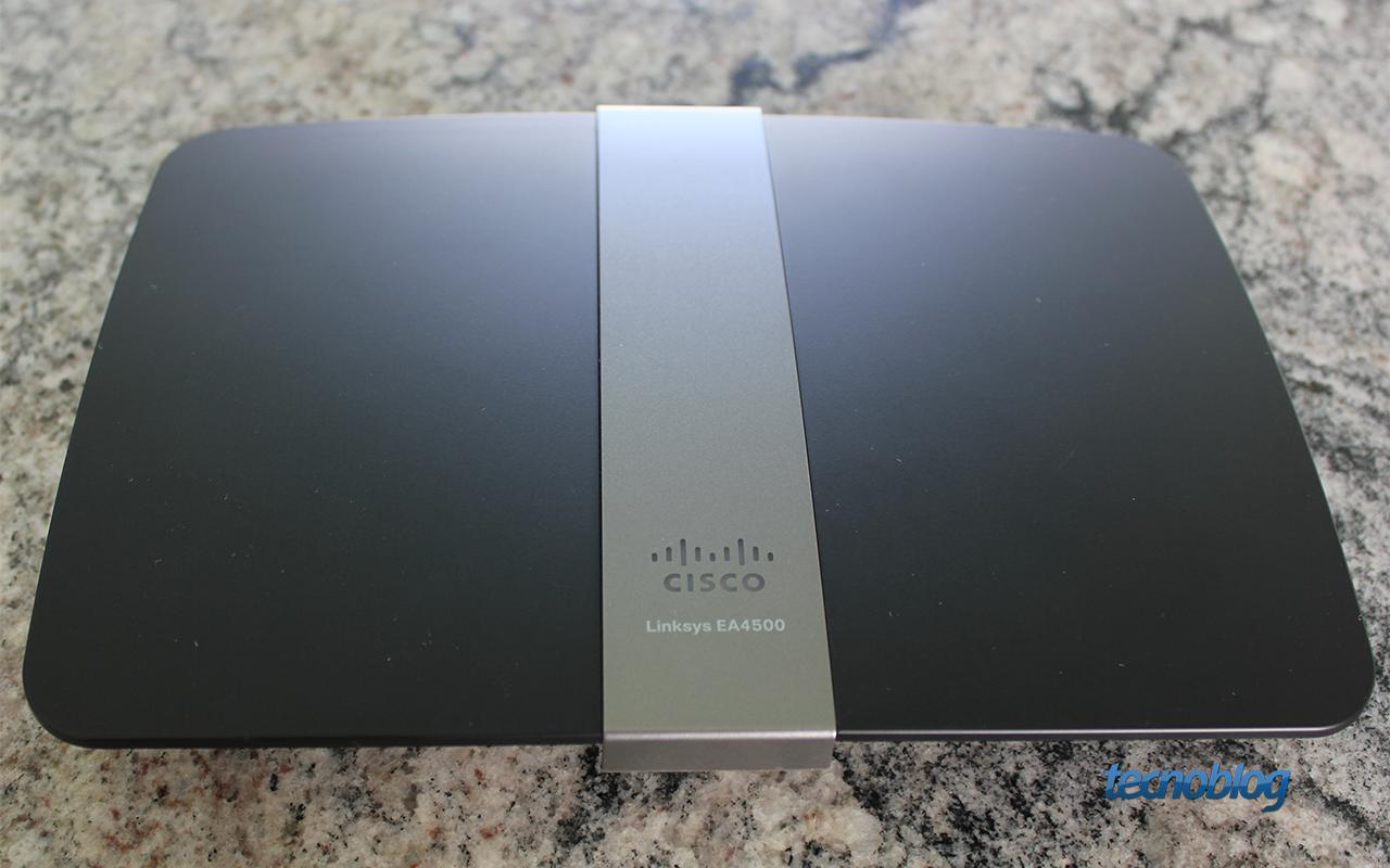 Review Linksys EA4500 Smart Wi-Fi é o roteador rápido com interface amigável [análise/vídeo] - Tecnoblog