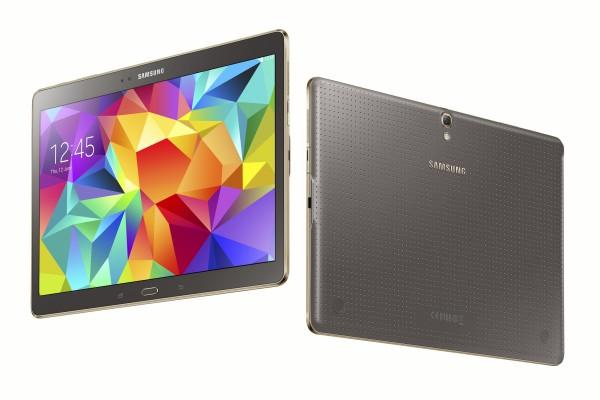 Galaxy Tab S de 10,5 polegadas